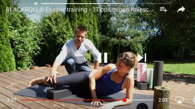 3 Tipps gegen Knieschmerzen