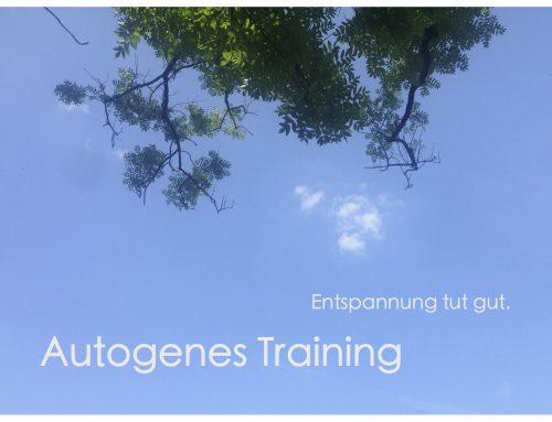 Autogenes Training gegen Schmerzen