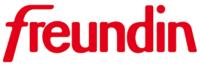 Logo Zeitschrift freundin