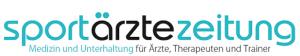 Logo Sportärztezeitung