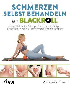 Cover Buch Schmerzen selbst behandeln mit BLACKROLL